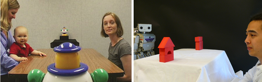 Plos ONE aprendizaje robótico