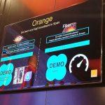 Orange 10 Gbps fibra