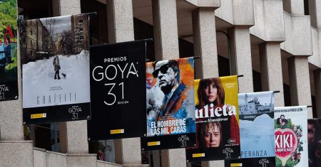 Premios Goya 2017 Home