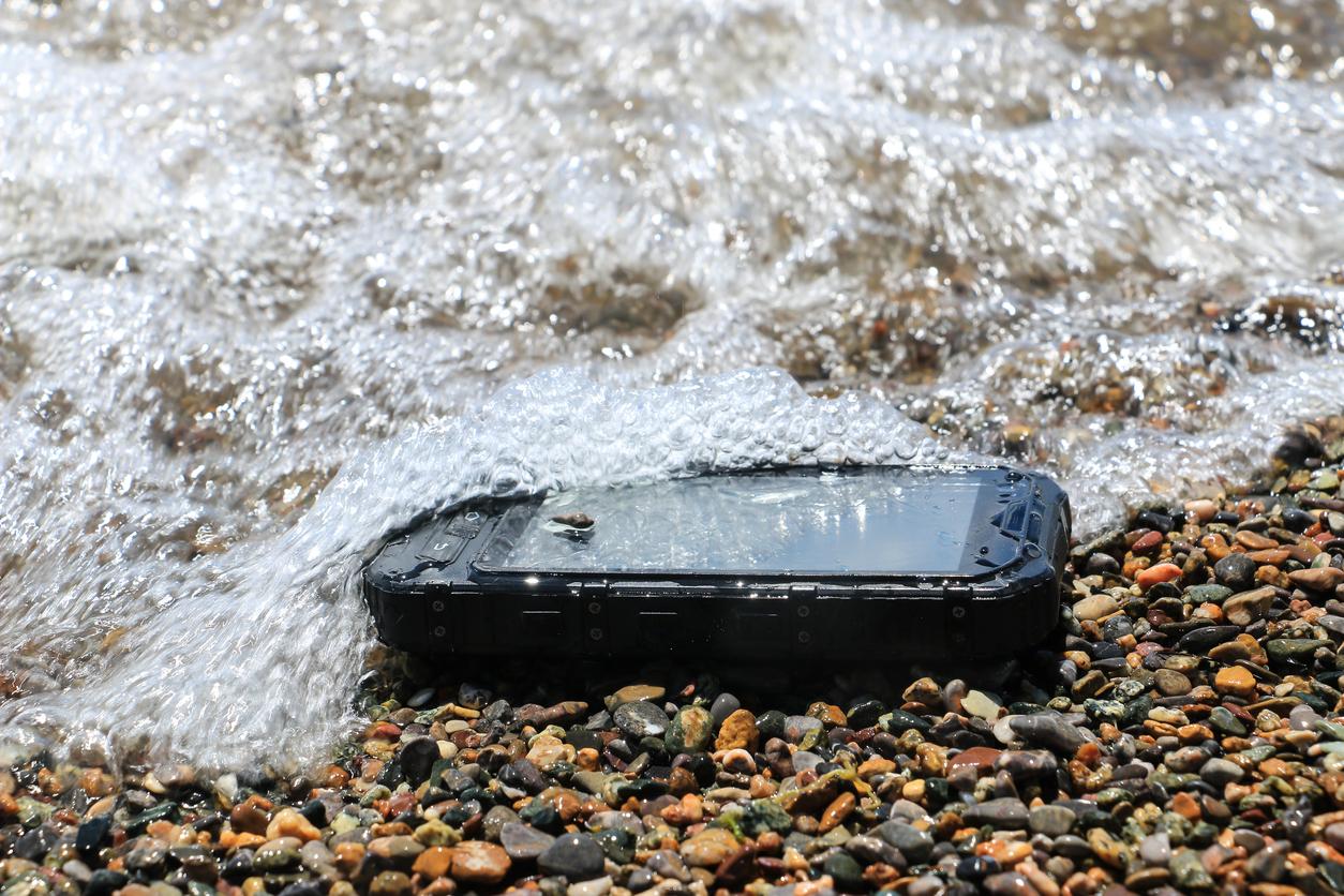 grado de protección ip playa