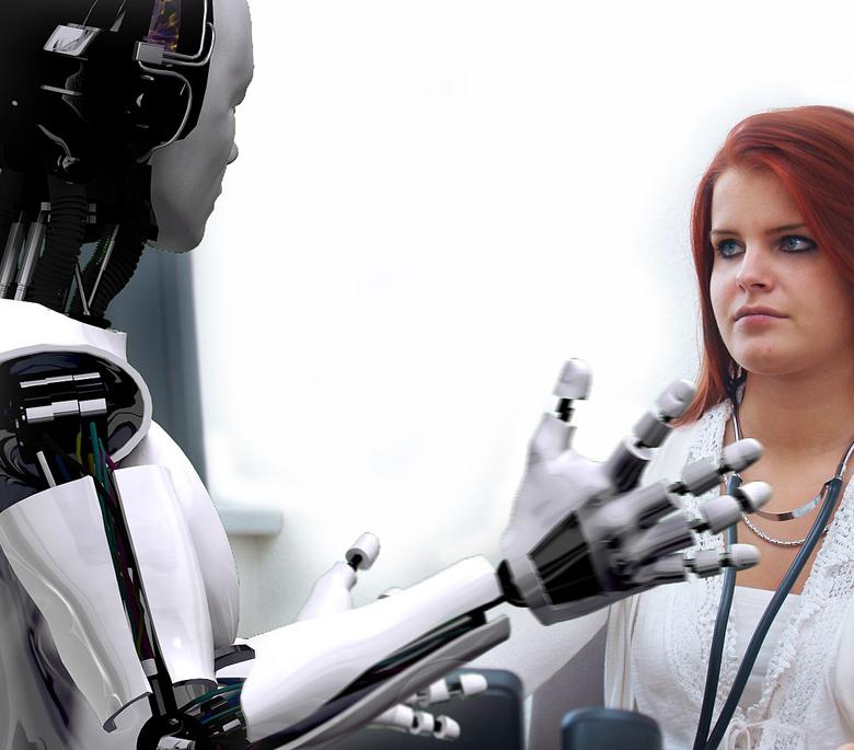 Robots y medicina