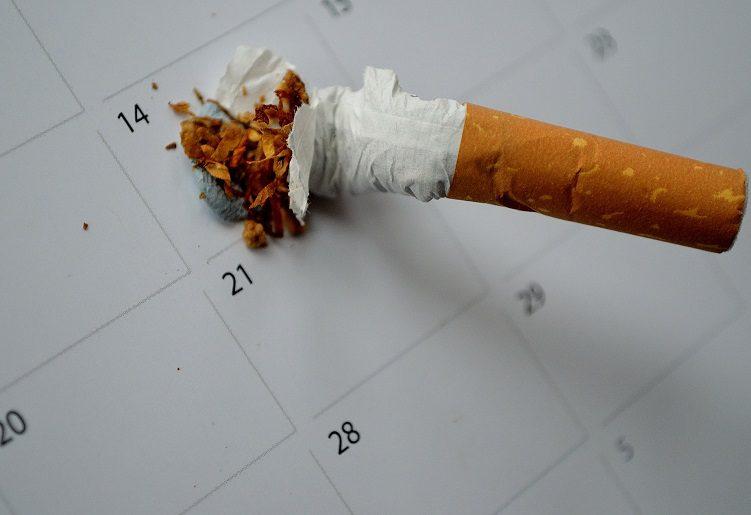 como inclinar de romana al transmitir de fumar