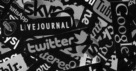 comunicación social media