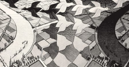 Escher metamorfosis