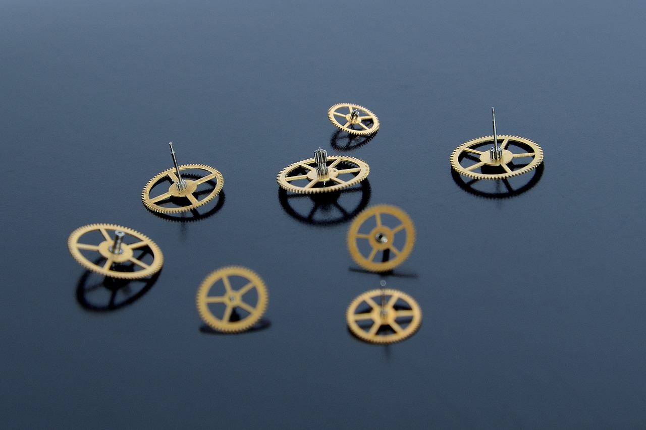 maquinaria reloj nano