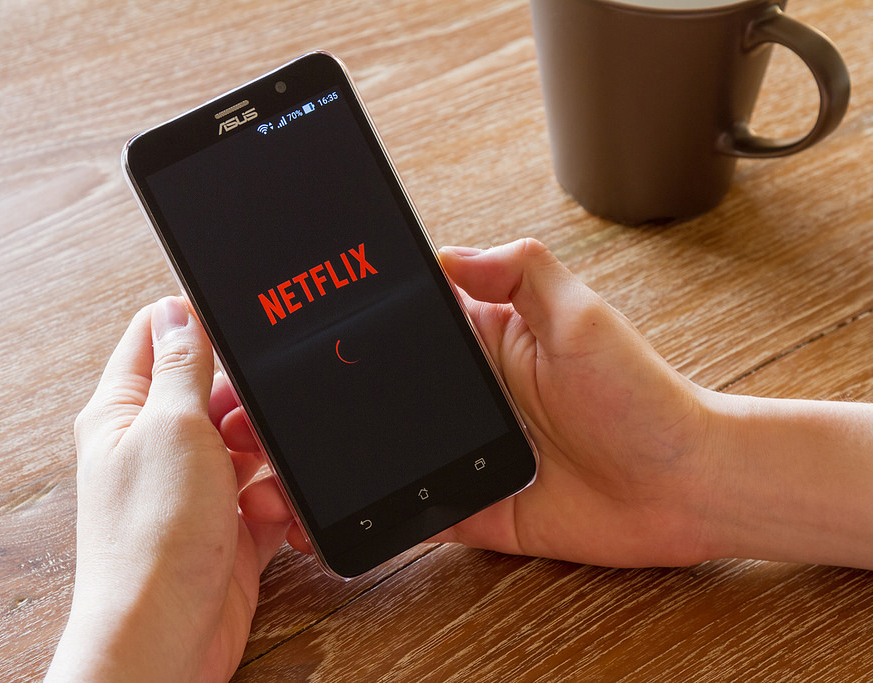 video bajo demanda con netflix
