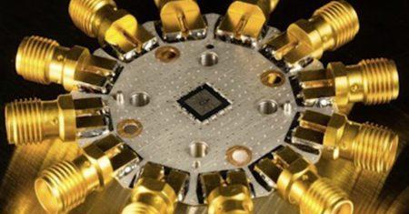 Chip cuántico
