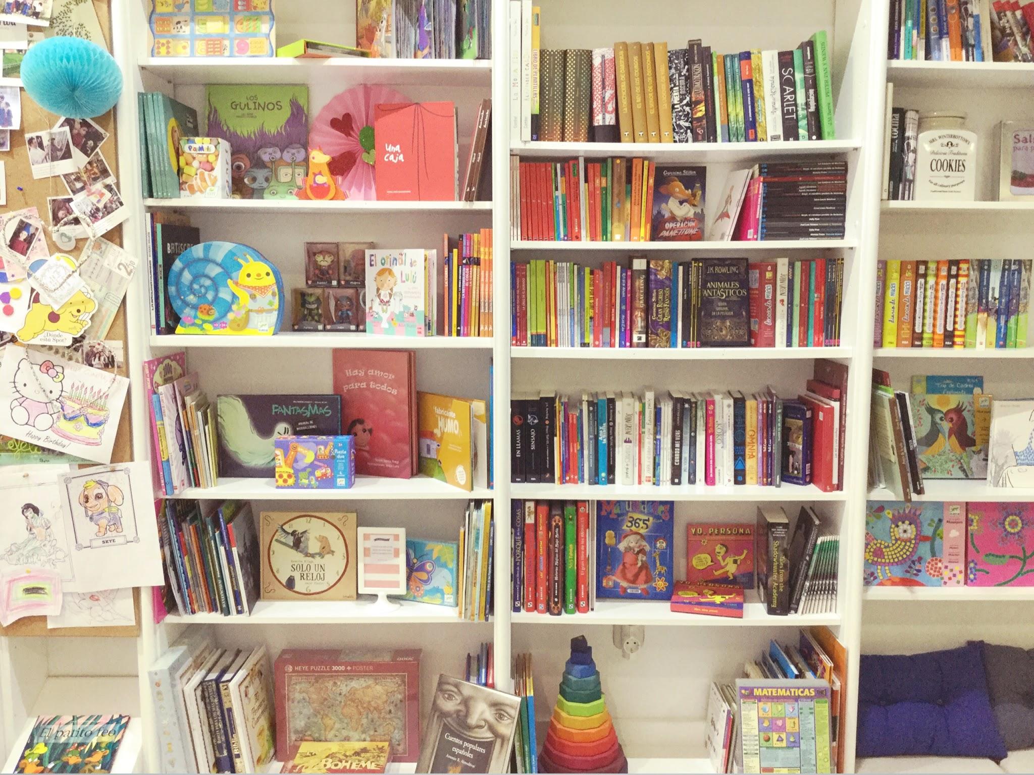 librería libros 10 almansa