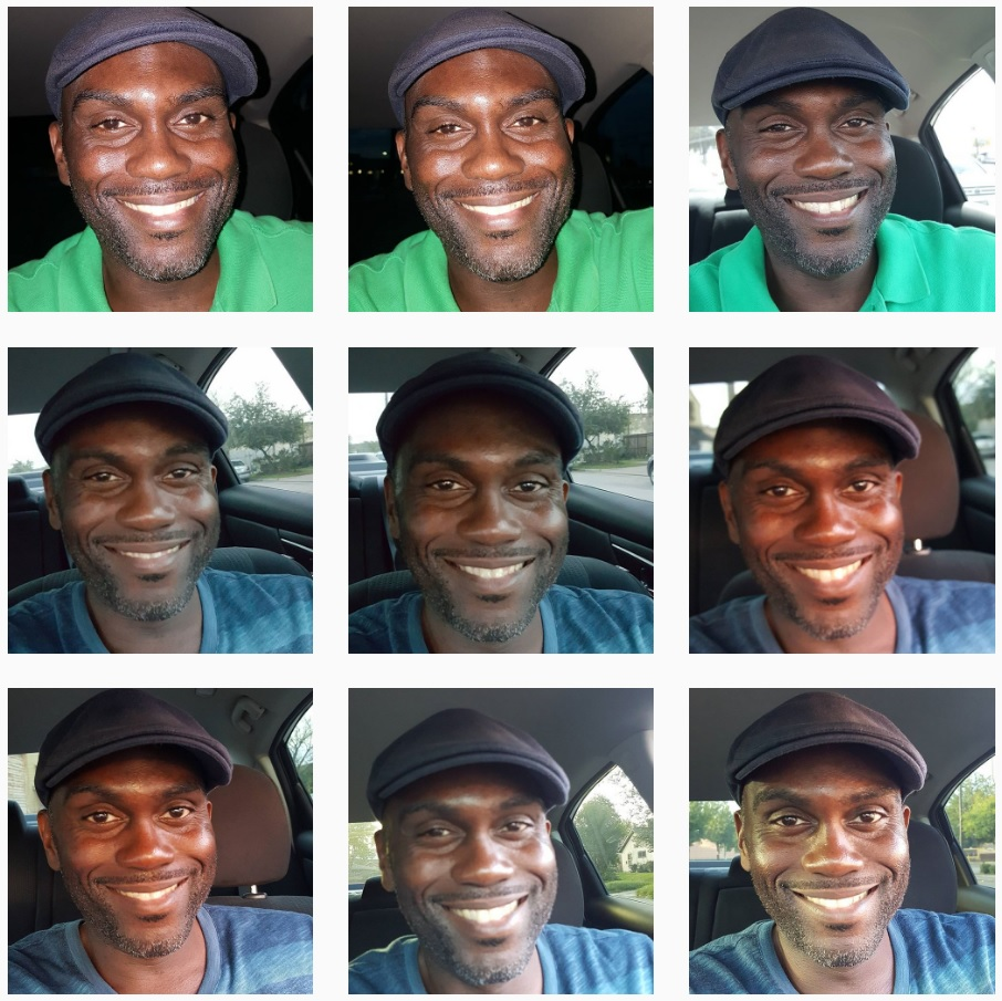 líder del movimiento selfie