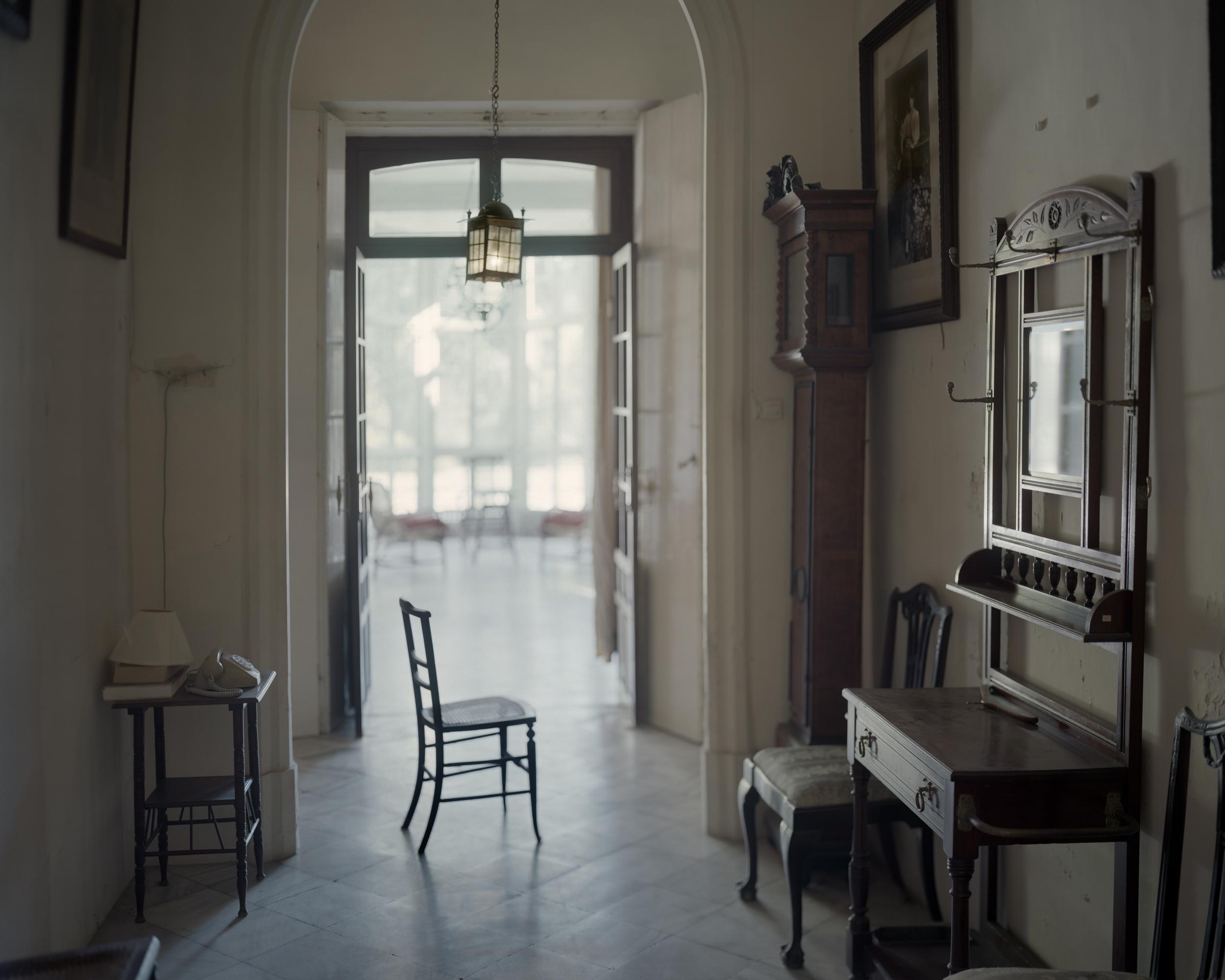 Restaurante Universo Santi, finca El Altillo.