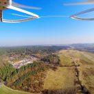 fotografia aerea desde dron