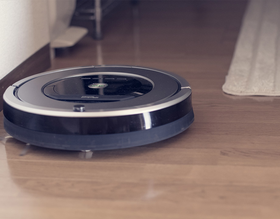 roomba aspiradora machine learning