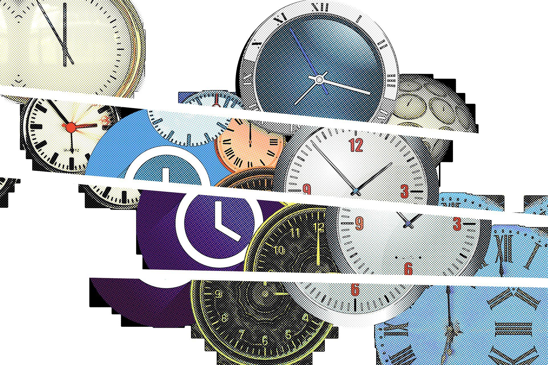 Relojes, redes sociales