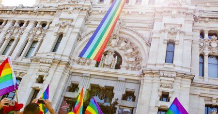 LGTBIQ+ Orgullo, tecnología