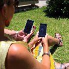 Imagen para ilustrar artículo sobre una app contra el cáncer de piel