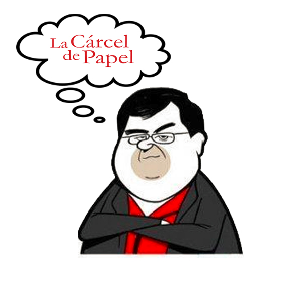 Álvaro Pons. La cárcel de papel