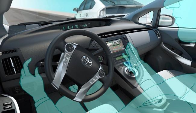 Tecnología automovilística