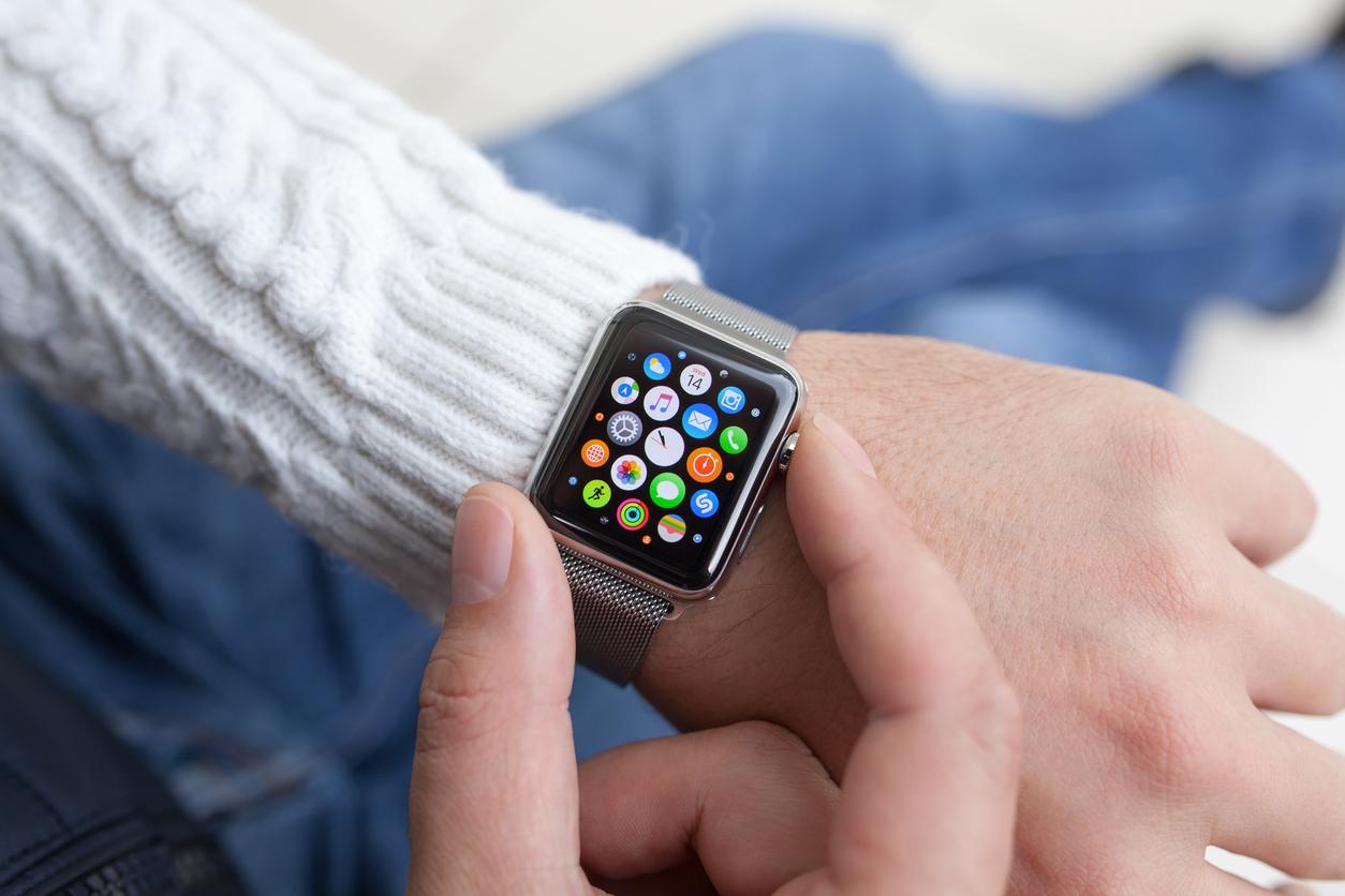delitos del futuro smartwatch