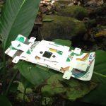 foldscope - microscopio de papel