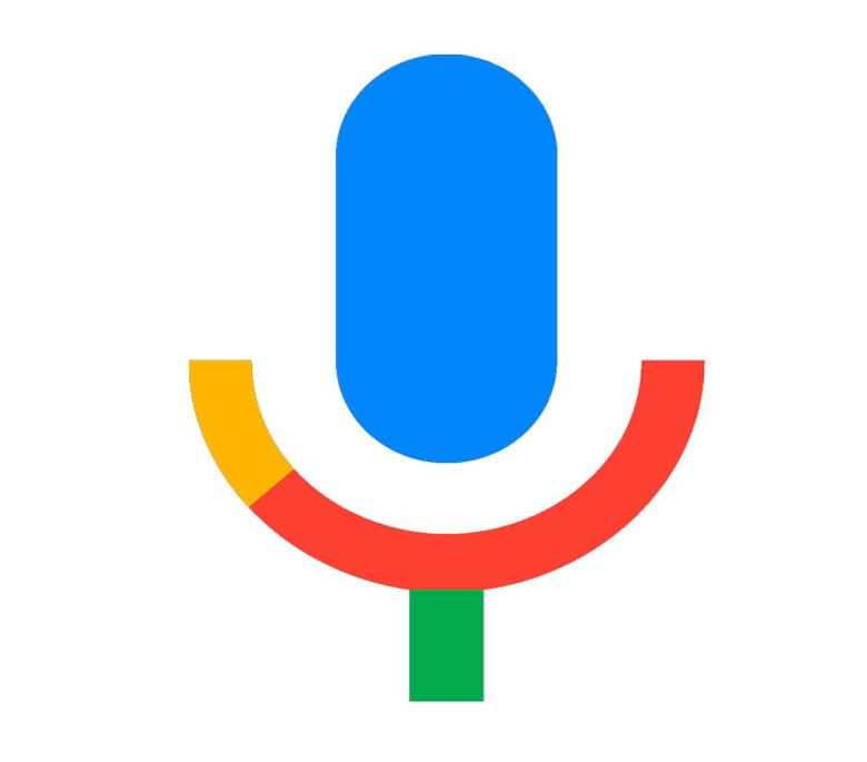 Google. Asistente de voz