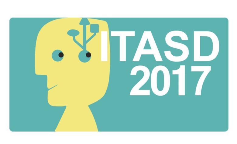 Logotipo Congreso ITASD 2017
