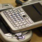 antiguo smartphone