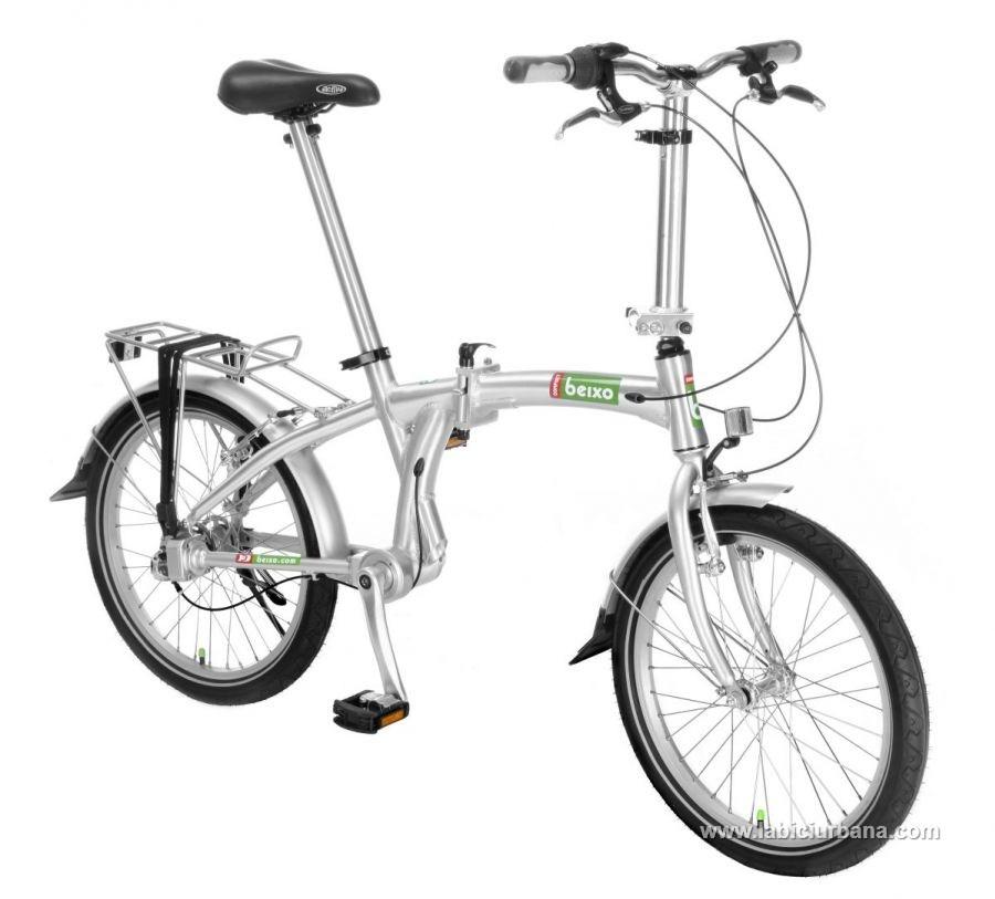 Bicicletas del futuro. Beixo