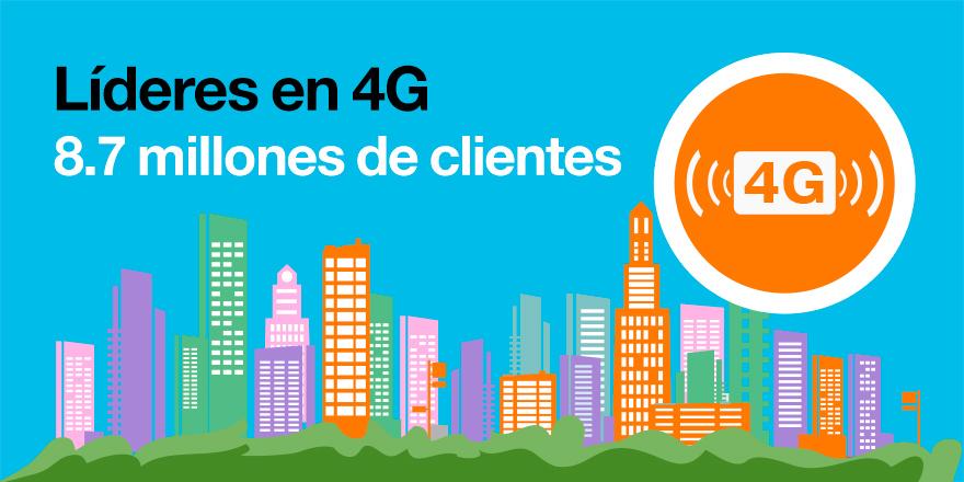 orange clientes 4G