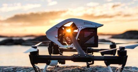 dron en futuro