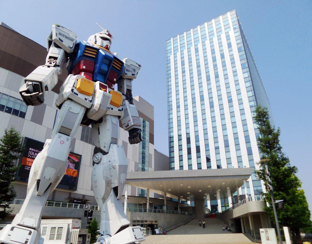 robot tokio 2020