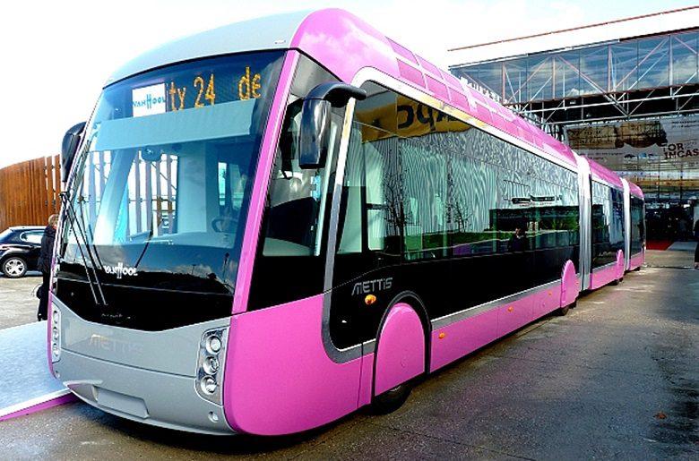 Los Autobuses Se Preparan Para El Futuro Aut 243 Nomos