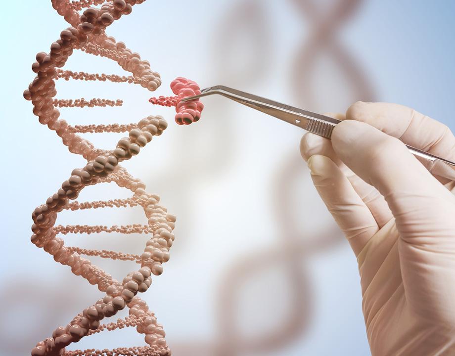CRISPR-Cas9 edición de genes