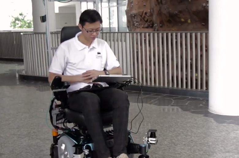 6a842cac50d Las sillas de ruedas autónomas para personas con movilidad reducida