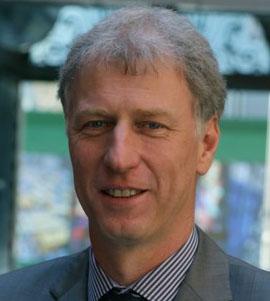 Hans Bruyninckx, Director ejecutivo de la AEMA. Economía circular