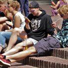 jovenes redes sociales