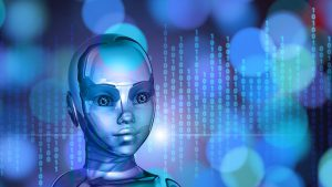 robot lenguaje