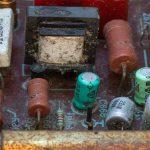 Economía circular. Circuitos oxidados