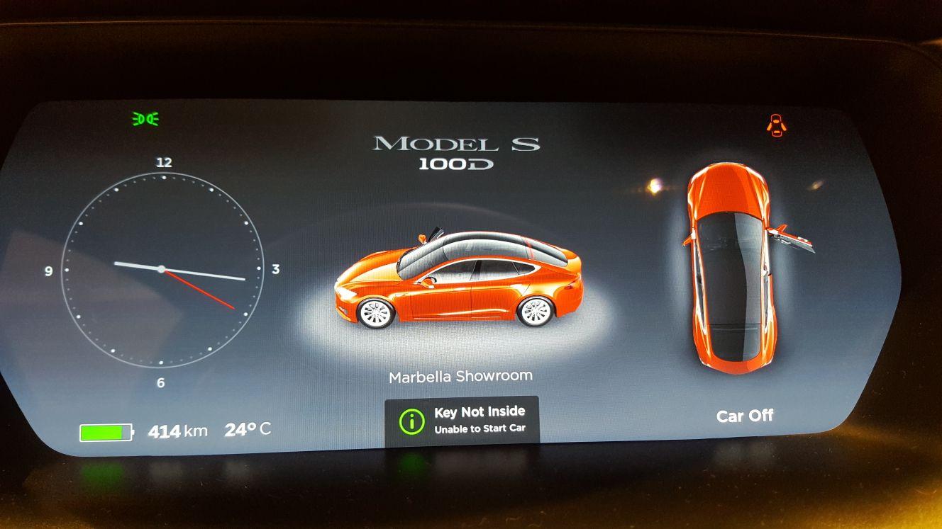 La importancia de los detalles en el Model S de Tesla