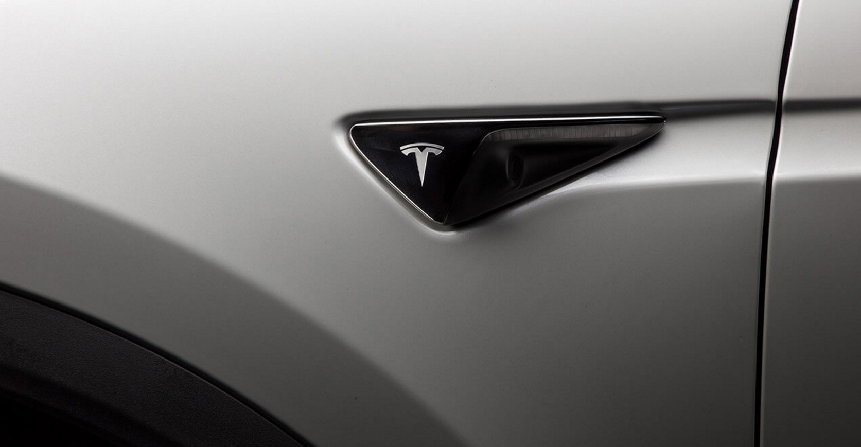 Tesla Model X detalle