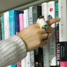 anillo lector para leer a discapacitados visuales
