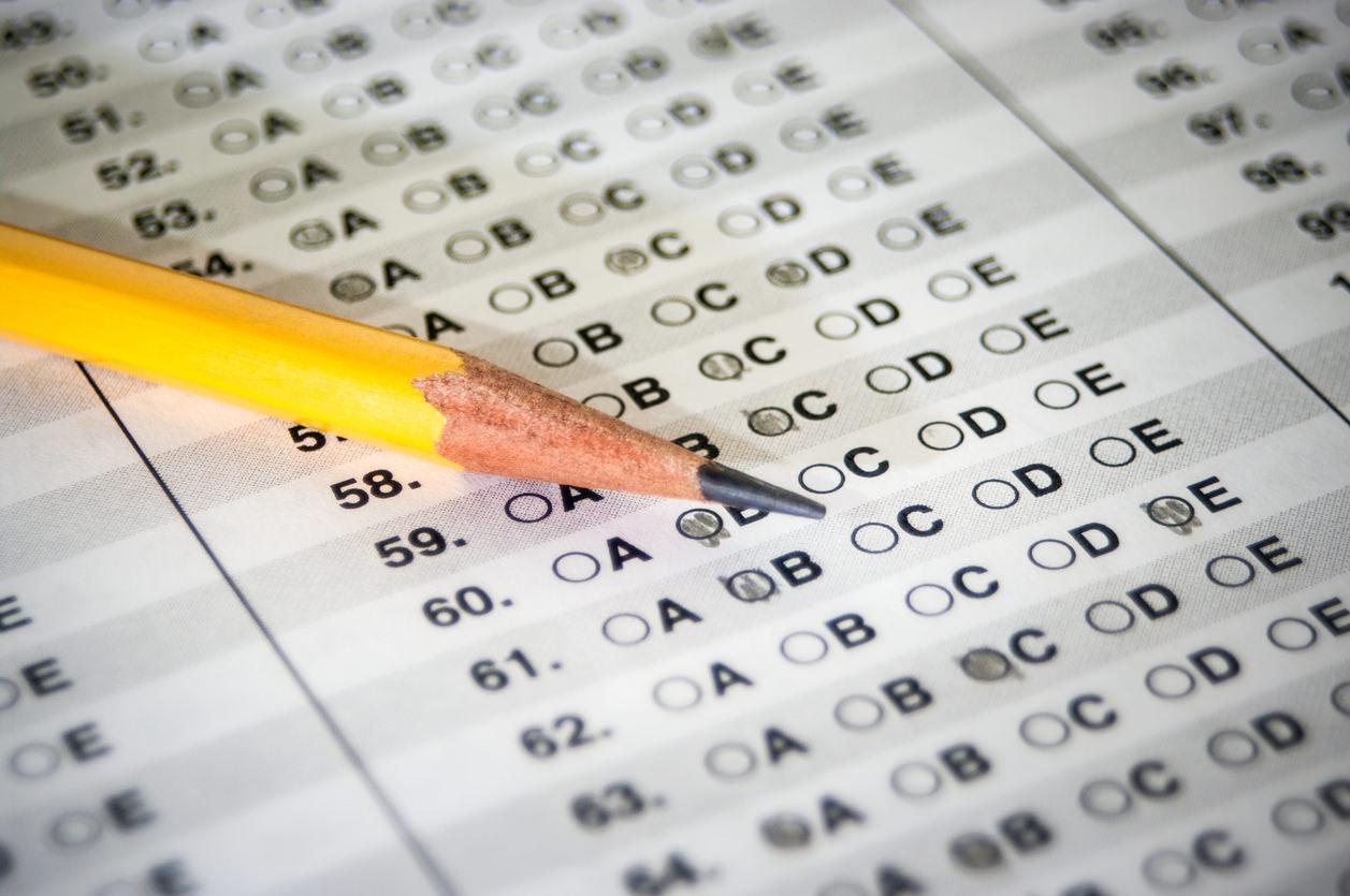 examen de memoria a lápiz