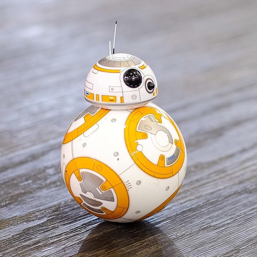 BB-8 de Sphero, un juguete orientado al control remoto