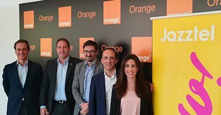 Resultados Orange Q3 17