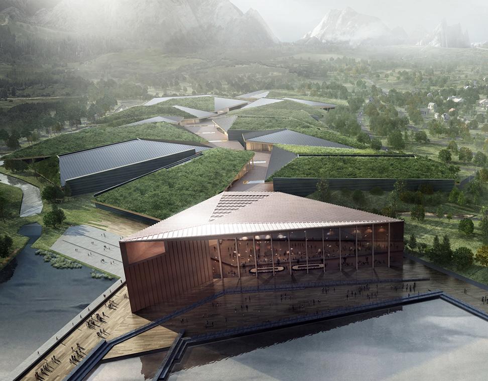 nuevo centro de datos en el artico