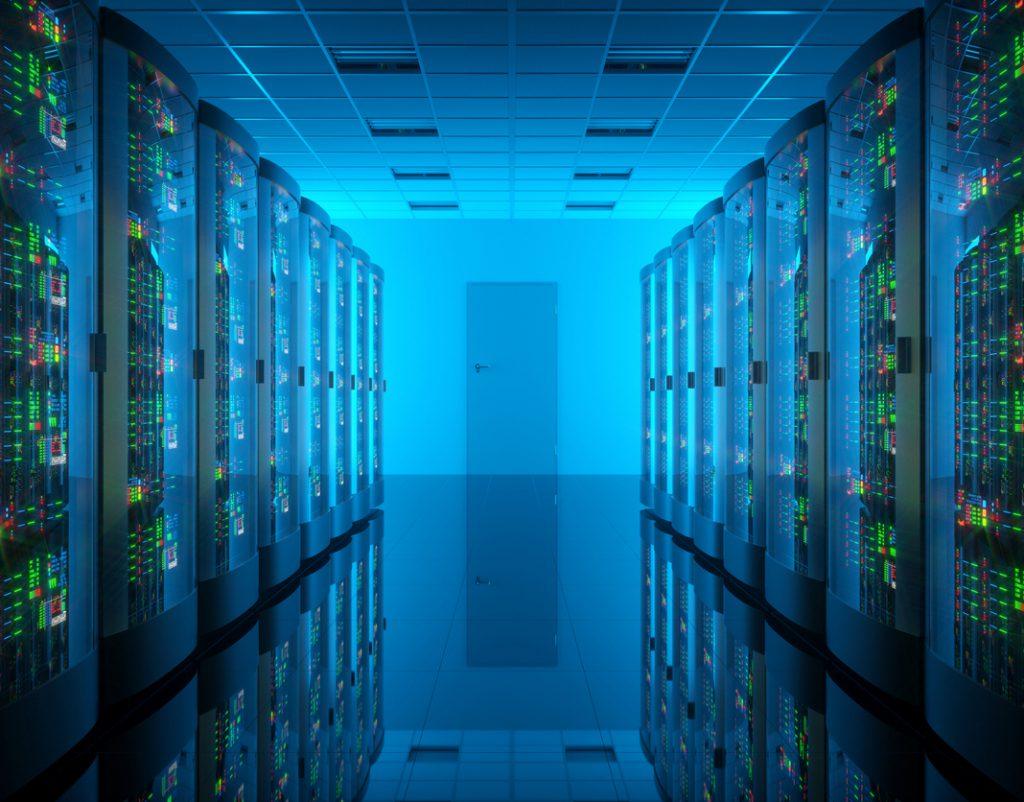 centro de datos tecnologia y temperatura