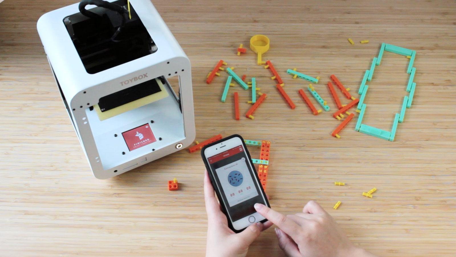 ToyBox, para imprimir otros juguetes