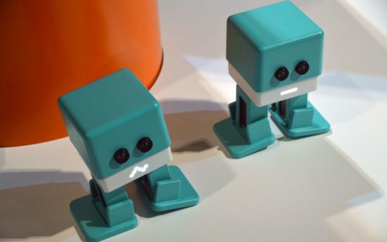 zowi juguete radiocontrol programable niños educación robótica
