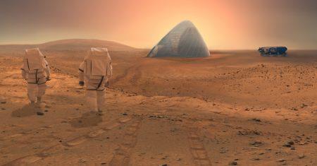 Marte La conquista de un sueño