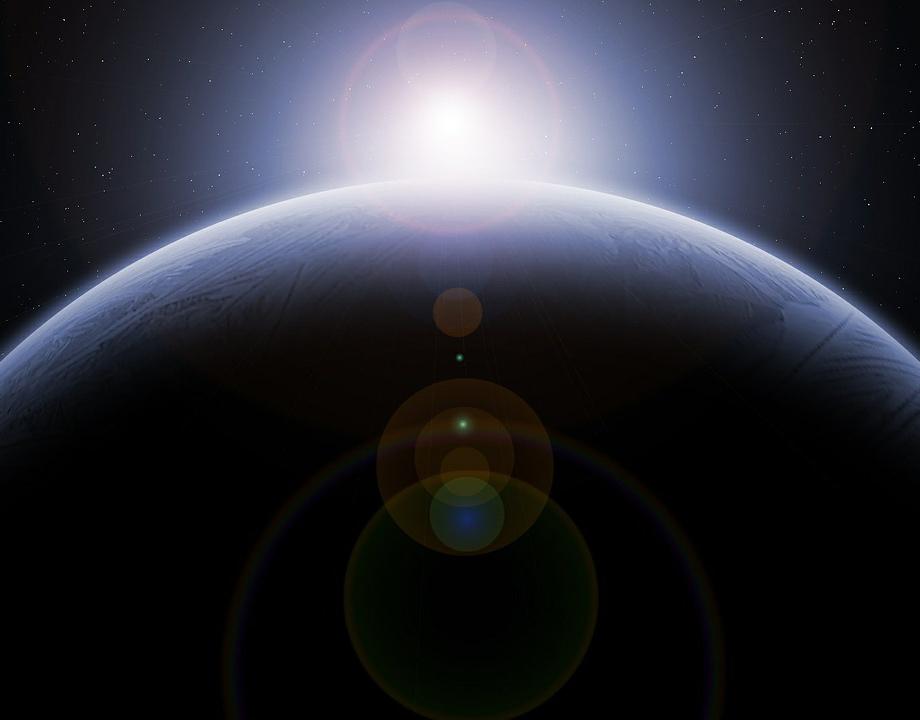 tierra y ciencia ficción
