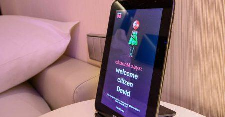 Hoteles más tecnológicos. Citizen M